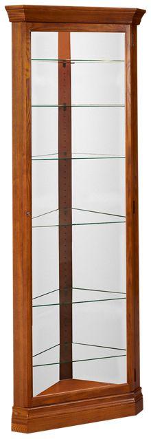 Howard Miller Dominic Corner Curio Cabinet