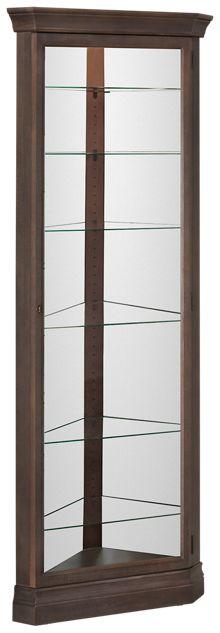 Howard Miller Delia Corner Curio Cabinet