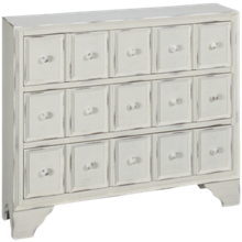Stein World Matthew 3 Drawer Cabinet