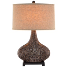 J Alexander Cleo Table Lamp