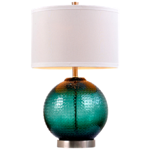 J Alexander Jade Table Lamp
