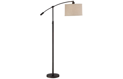 Quoizel Clift Floor Lamp