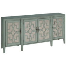 Stein World Steven 4 Door Credenza