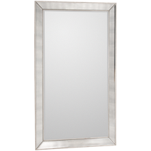 Bassett Mirror   Hollywood Glam Leaner Mirror