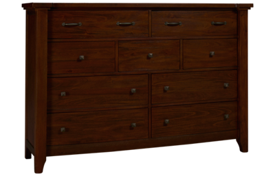 Napa Furniture Blackcomb Drawer Dresser