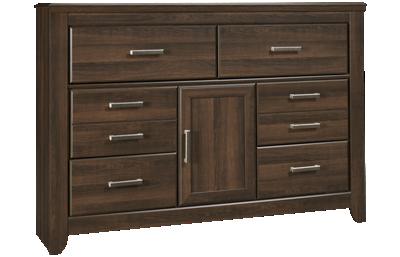 Juararo 6 Drawer 1 Door Dresser