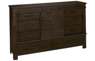 Folio 21 Furniture Newtown Drawer Dresser