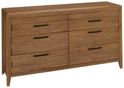 Casana Casablanca Casana Casablanca 8 Drawer Dresser   Jordanu0027s Furniture