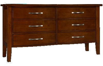Mastercraft Palisades 6 Drawer Dresser