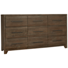 Modus Hearst 9 Drawer Dresser