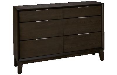 Crown Mark Florian 6 Drawer Dresser