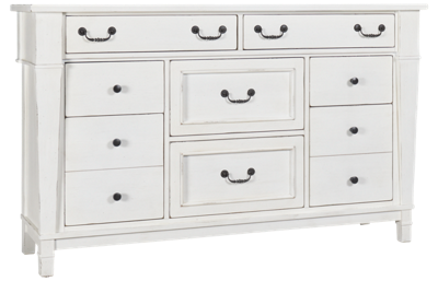 Folio 21 Furniture Stoney Creek 8 Drawer Dresser