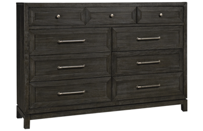 Klaussner Home Furnishings City Limits 9 Drawer Dresser