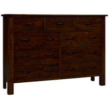 Napa Furniture Green Valley 9 Drawer Dresser