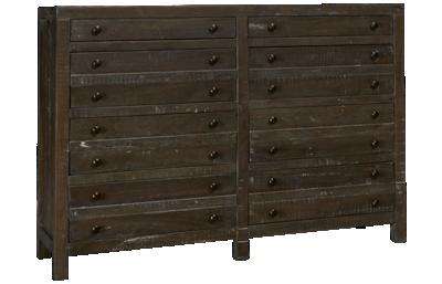 Modus Townsend 2 8 Drawer Dresser