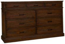 Napa Furniture Vintage 9 Drawer Dresser