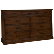 Napa Furniture Vintage 9 Drawer Dresser