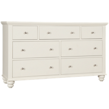 Aspen Cambridge 7 Drawer Dresser