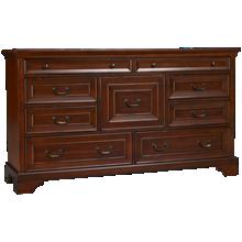 Aspen Richmond 9 Drawer Dresser