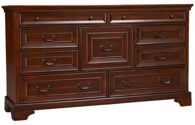 Aspen Richmond 9 Drawer Dresser