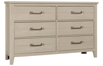 Vaughan-Bassett Passageways 6 Drawer Dresser
