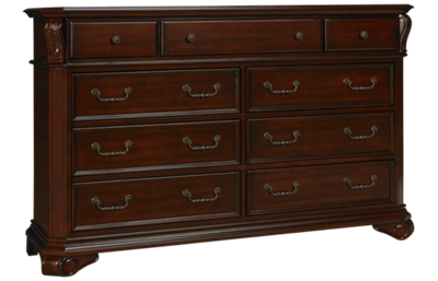 New Classic Home Furnishings Emilie Dresser