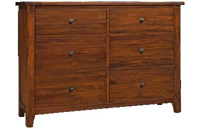Napa Furniture Willows Bend 6 Drawer Dresser