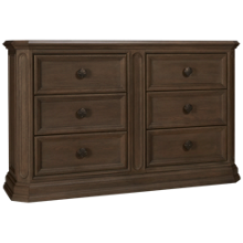 Legacy Classic Manor House 6 Drawer Dresser