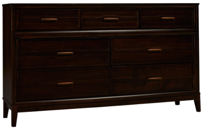 New Classic Home Furnishings Windsong Dresser