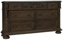Klaussner Home Furnishings Versailles 7 Drawer Dresser