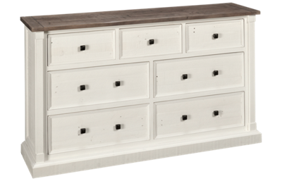 Four Hands Cintra 7 Drawer Dresser