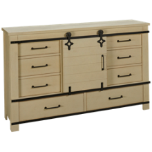 Folio 21 Furniture Newtown Drawer Dresser