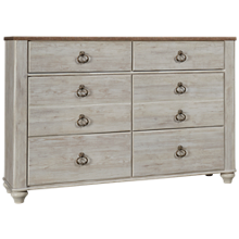 Ashley Willowton 6 Drawer Dresser