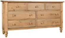 Kincaid Homecoming Pine 7 Drawer Dresser