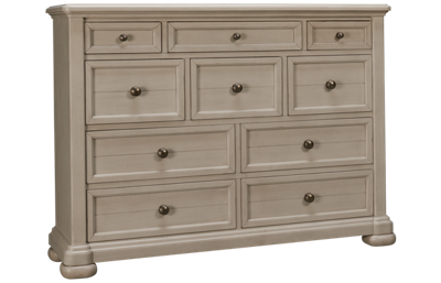 Klaussner Home Furnishings Nashville 10 Drawer Dresser