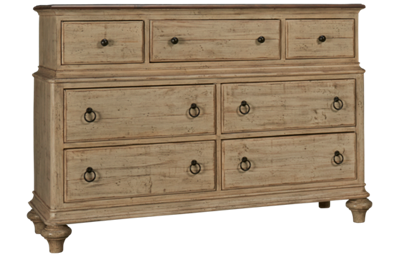 Kincaid Weatherford 7 Drawer Dresser