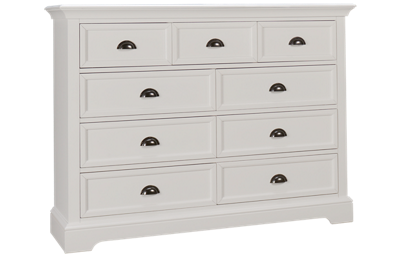 Winners Only Tamarack 9 Drawer Dresser