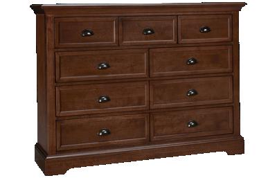 Winners Only Tamarack 9 Drawer Dresser