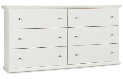 Ashley Bostwick Shoals 6 Drawer Dresser