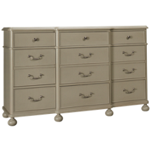 Universal Dogwood 9 Drawer Dresser