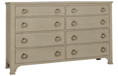 Universal Coastal Living 8 Drawer Escape Dresser