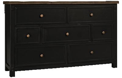 A America Stormy Ridge 7 Drawer Dresser