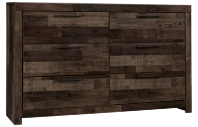 Ashley Derekson 6 Drawer Dresser