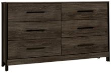 Ashley Cazenfeld 6 Drawer Dresser