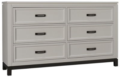 Aspen Hyde Park 6 Drawer Dresser