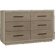 Universal Modern Spirit 6 Drawer Dresser