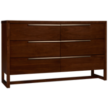 Universal Parker 6 Drawer Dresser