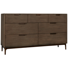 Universal Spaces Lawson 7 Drawer Dresser