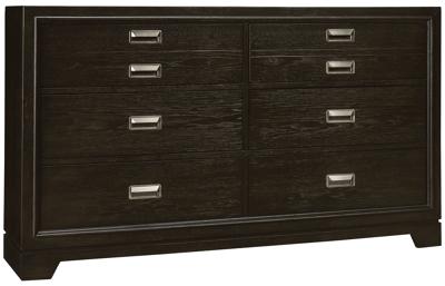 Aspen Front Street 6 Drawer Dresser