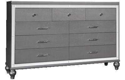 New Classic Home Furnishings Valentino Dresser